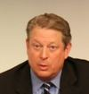 Al Gore author of The Inconvenient Truth Click to enlarge