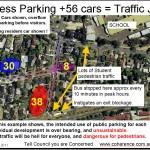 Curlew Area 2013 Traffic Kaos
