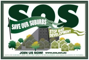 Save Our Suburbs