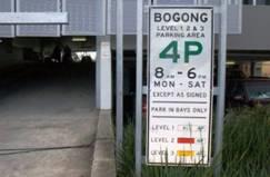 Parking 4hr Free at Bogong Parking Station Glen Waverley