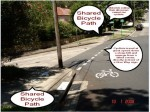 Dangers of Shared Paths Click to enlarge