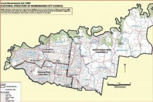 Ward Boundaries Click to enlarge